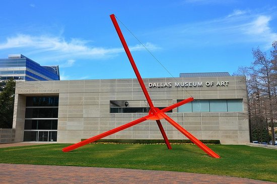 Dallas Museum Of Art Picture Of Dallas Museum Of Art