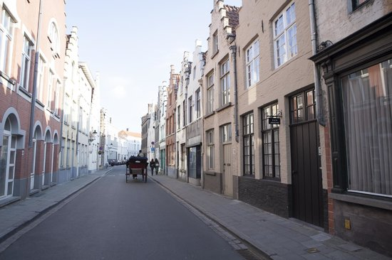Photo of The Abiente Rooms Brugge