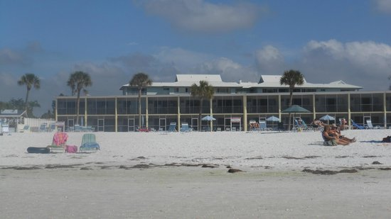 View Of Beachside Building From The Beach Picture Of