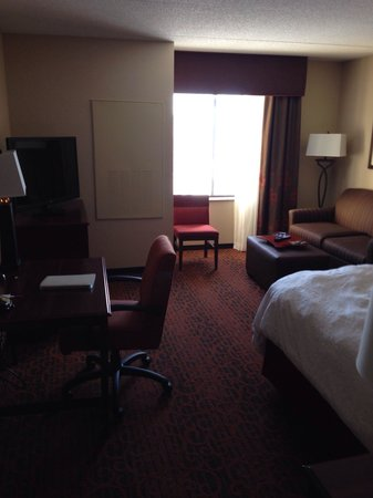 DoubleTree by Hilton Hotel St Paul Downtown: A nice room