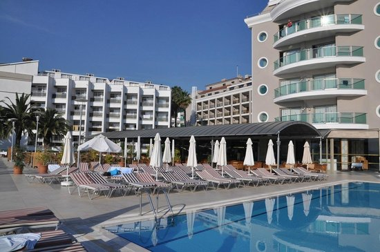 Photo of Pasa Beach Hotel Marmaris