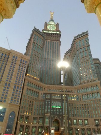 abraj picture of moevenpick hotel residence hajar tower makkah mecca tripadvisor. Black Bedroom Furniture Sets. Home Design Ideas