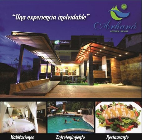 Arhana Hosteria Resort