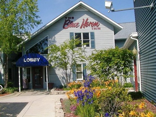 the blue heron inn laporte in hotel reviews tripadvisor