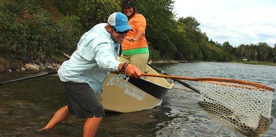 Out Fly Fishing Outfitters - Tours