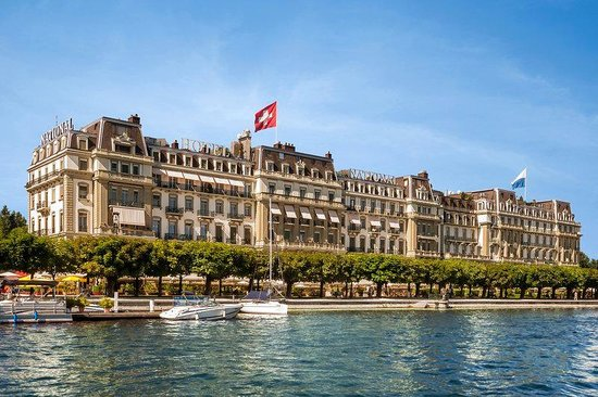 Photo of Grand Hotel National Lucerne