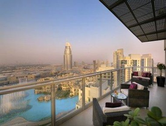 Penthouse terrace view picture of ramada downtown dubai for Terrace address