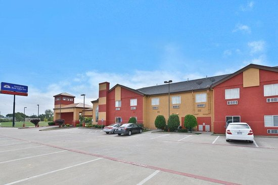 ‪Americas Best Value Inn & Suites-Haltom City/Ft. Worth‬