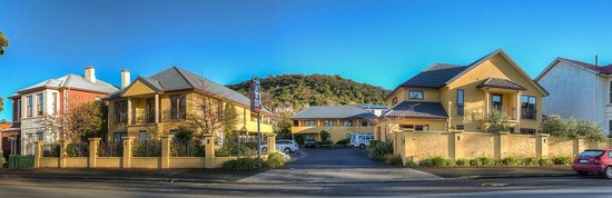 Photo of Alhambra Oaks Motor Lodge Dunedin
