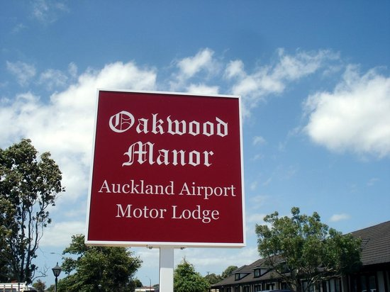 ‪Oakwood Manor Auckland Airport Motor Lodge‬