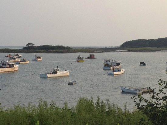 The Breakwater Inn and Spa: near Cape Porpoise, a short drive from The Breakwater