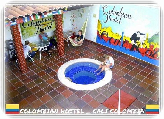 ‪Colombian Hostel‬