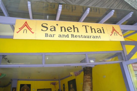 Sa'neh Thai Restaurant and Bar