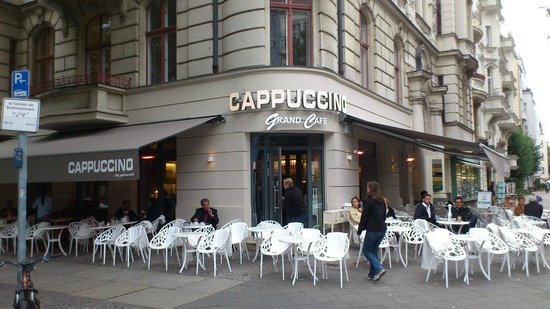 Grand Cafe Cappuccino By Petroccelli Berlin Restaurant