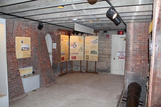 basement of the keepers house picture of saint augustine florida