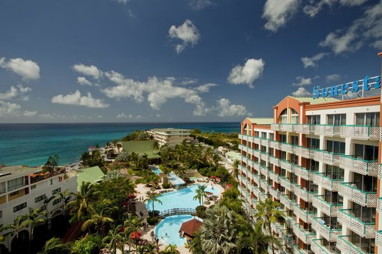 Sonesta Maho Beach Resort & Casino Hotel