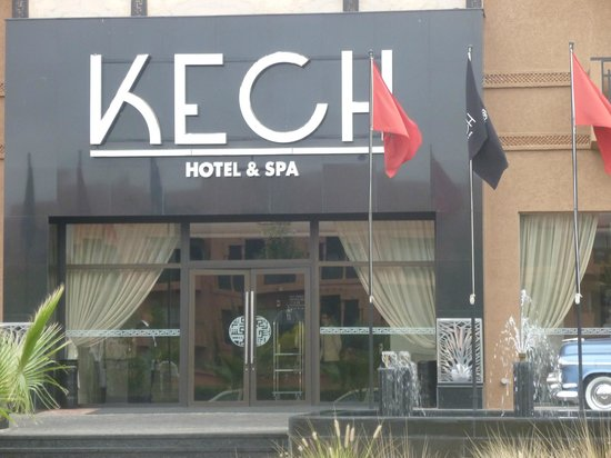 Kech hotel picture of kech boutique hotel spa for 50 best boutique hotels in the med by the times 2015