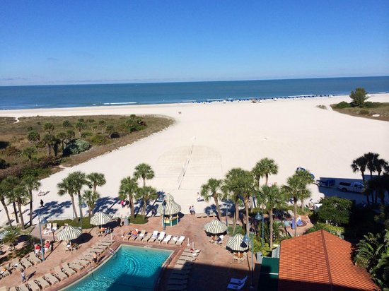 The View Picture Of Sheraton Sand Key Resort