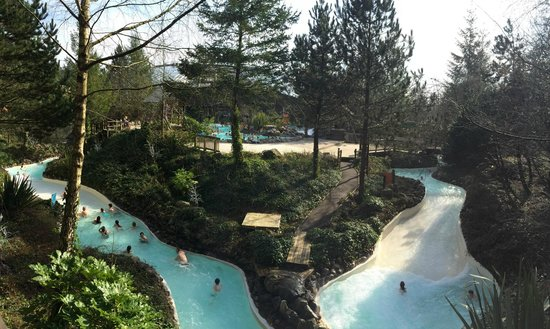 Pool Beach Area Picture Of Center Parcs Longleat Forest Warminster Tripadvisor