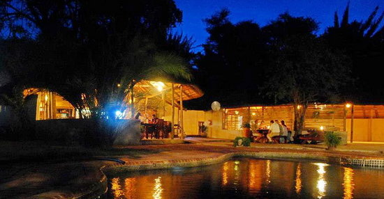 ‪Thebe River Lodge‬