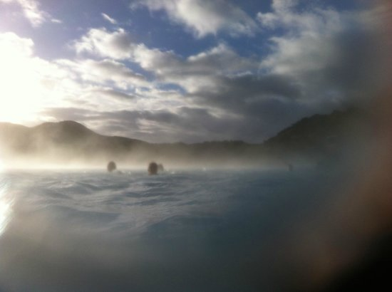 Experience the surreal picture of blue lagoon grindavik for Surreal salon 8