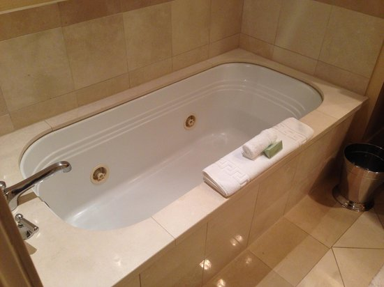 Jacuzzi Bath Tub Bath Chrystals Are Provided Picture Of Mokara Hotel And