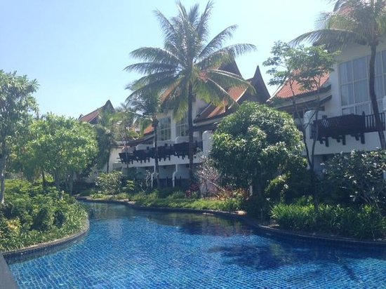 JW Marriott Khao Lak Resort & Spa: Rooms with the View