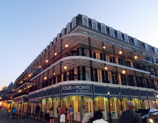 Location. This New Orleans hotel stands on one of the busiest corners of Bourbon Street in the center of the French qozoq-sex.ml famed Pat O'Brien's Bar is 1 block from the hotel, while Jackson Square and Louis Armstrong Park are within 4 blocks.. Hotel Features. In the tropical courtyard, a four-story palm tree stands beside an unheated pool and seven-foot qozoq-sex.mls: