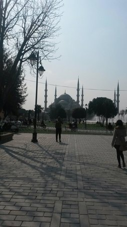 Sultanahmet Mosque Information Center