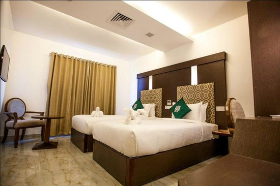Spk Hotel Madurai The Spk Hotel Twin Suite