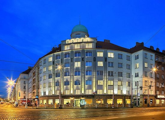 Photo of Hotel Vitkov Prague