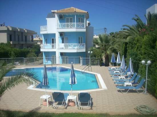 Photo of Villa Ria Apartments Malia