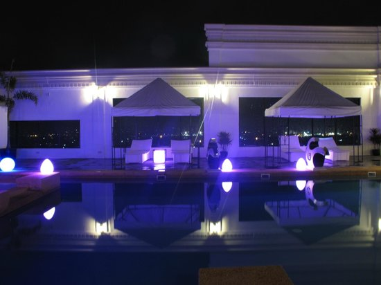 Swimming Pool Picture Of Penthouse Hotel Angeles City Tripadvisor
