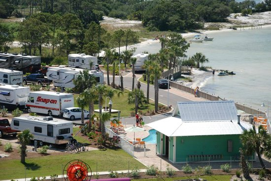 Lovely Campground Review Of Destin West Rv Resort Fort