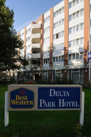 Photo of BEST WESTERN PLUS Delta Park Hotel Mannheim