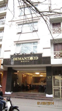 Demantoid 2 Hotel