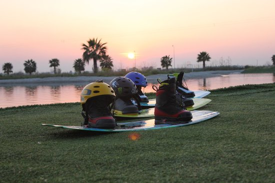 hip notic - Picture of Hip-Notics Cable Ski, Antalya ...