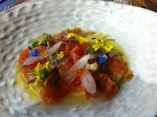 Oil Cured Steelhead Trout