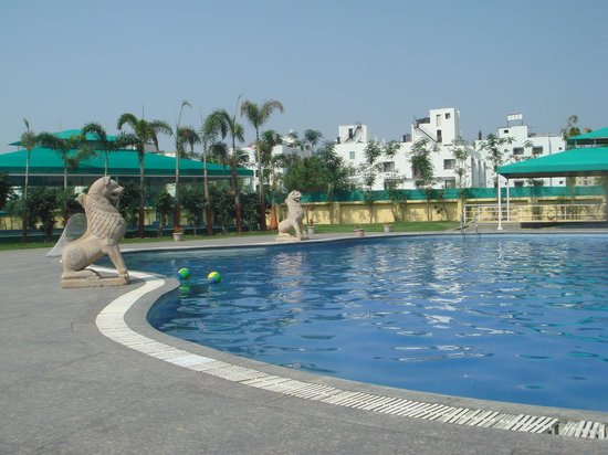 Children S Play Area By The Pool Picture Of St Laurn