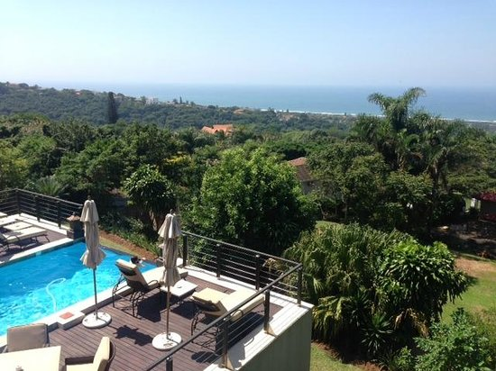 Endless Horizons Boutique Hotel: View from room