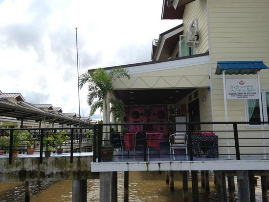 Water Village Malay Modern House Picture Of Water