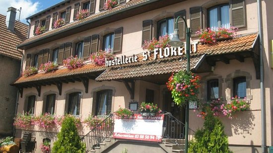 Hostellerie St Florent