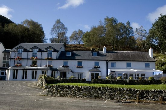 The inn on loch lomond luss scotland inn reviews - Luxury scottish hotels with swimming pools ...