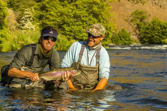 Popular attractions in bend tripadvisor for Fishing trips oregon