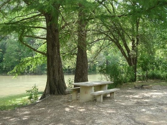 "Photo of KL Ranch Camp ""On The River"" New Braunfels"