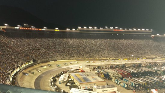 Camping picture of bristol motor speedway bristol for Lodging near bristol motor speedway