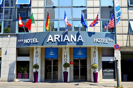 Photo of Hotel Ariana Villeurbanne