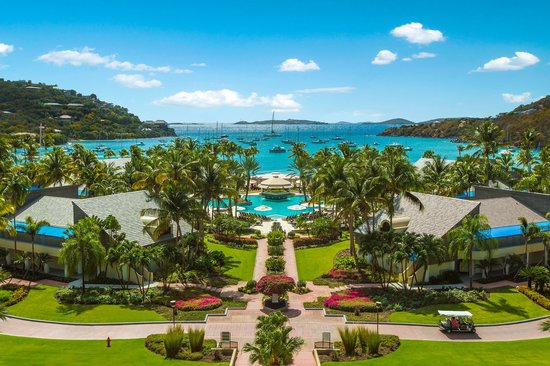 The Westin St John Villas U S Virgin Islands Villa