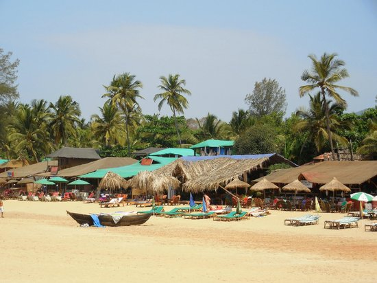 Colomb Beach Goa India Location Attractions Map,Location Attractions ...