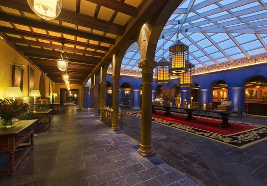 Palacio del Inka, a Luxury Collection Hotel: Lobby